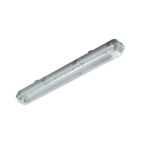vodotijesna lampa 2 x 60cm za led cijevi