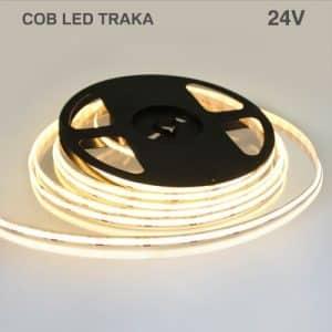 COB LED TRAKE 24V U KOLUTU OD 5M
